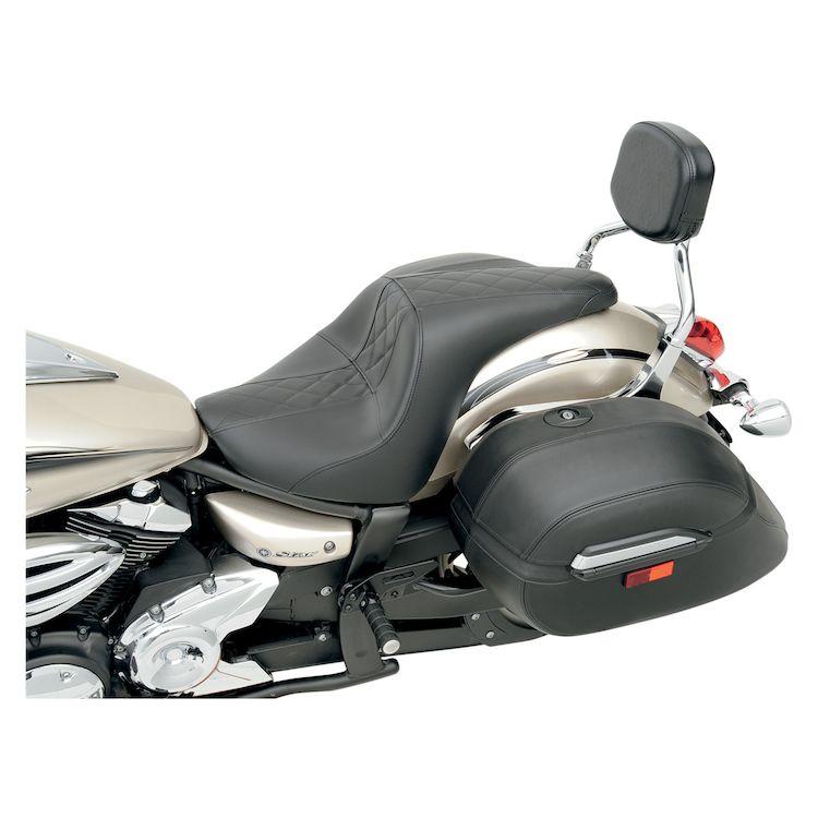 Saddlemen Profiler Argyle Seat Yamaha XVS650 V-Star Custom 2000-2013