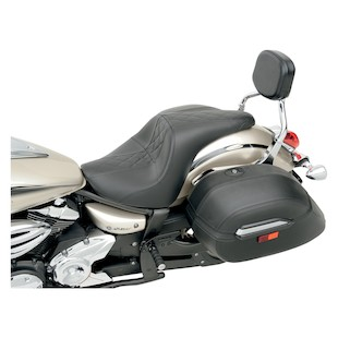 Saddlemen Profiler Argyle Seat Yamaha XVS650 V-Star Custom 2000-2013