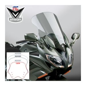 National Cycle VStream Sport Touring Windscreen Yamaha FJR1300 2013-2018