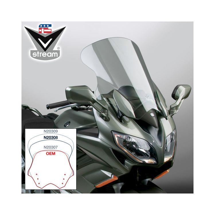 National Cycle VStream Sport Touring Windscreen Yamaha FJR1300 2013-2020