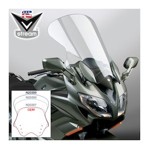 National Cycle VStream Tall Touring Windscreen Yamaha FJR1300 2013-2019