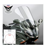 National Cycle VStream Tall Touring Windscreen Yamaha FJR1300 2013-2017