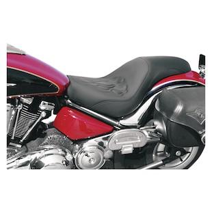 Saddlemen Profiler Tattoo Seat Kawasaki VN2000 Vulcan 2004-2010