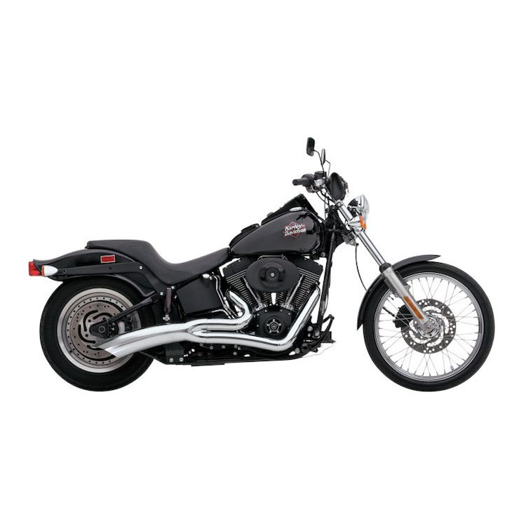 Vance & Hines Big Radius Catalytic Exhaust For Harley