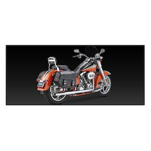 Vance & Hines Softail Duals Exhaust For Harley