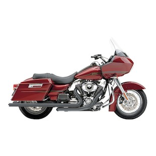 Cobra PowerPort Headpipes For Harley Touring 2009