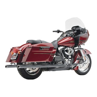Cobra Speedster Dual Exhaust For Harley Touring 2009