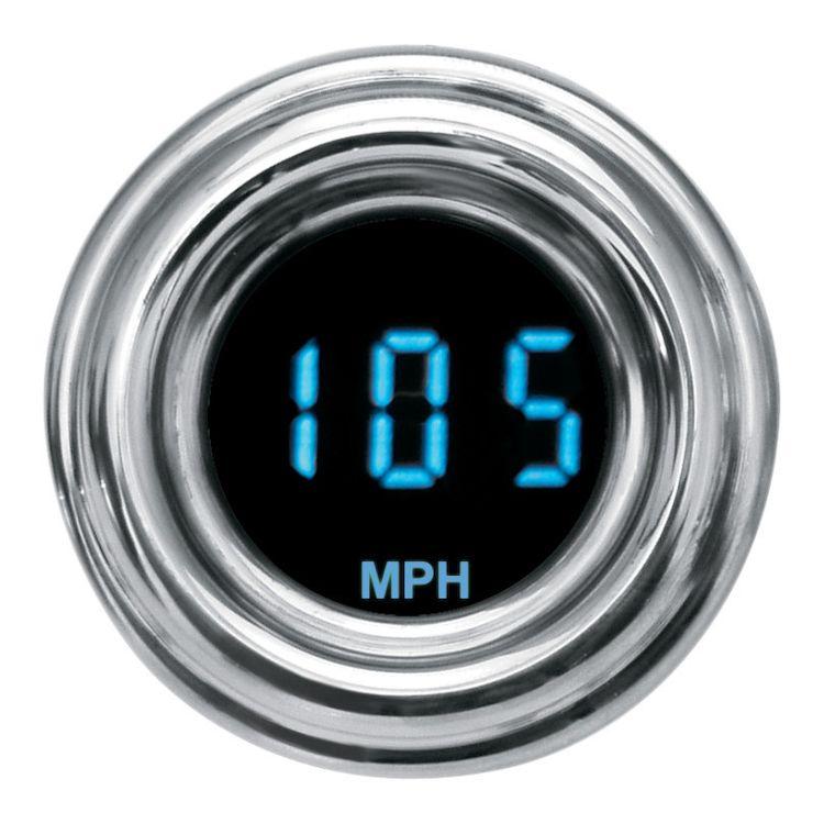 Retro MPH Speedometer
