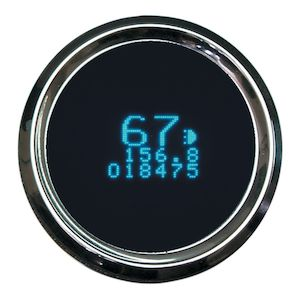 Dakota Digital 3015 Series Speedometer / Tachometer For Harley