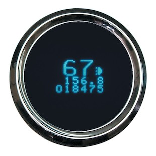Dakota Digital 3015 Series Speedometer/Tachometer For Harley