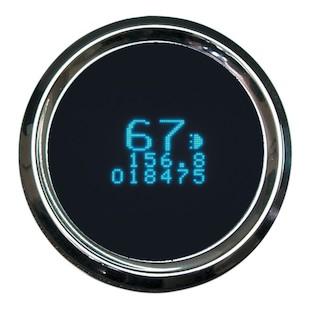 Dakota Digital 3015 Series Speedometer/Tachometer For Harley