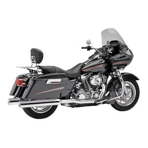 Cobra True Dual Headpipes For Harley Touring
