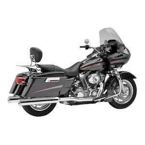 Cobra True Dual Headpipes For Harley Touring