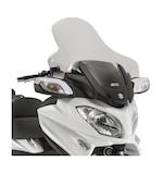 Givi D3104ST Windscreen Suzuki Burgman 650 2013-2016