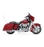 Cobra Tri-Oval Slip-On Muffler For Harley Street Glide / Road Glide 2010