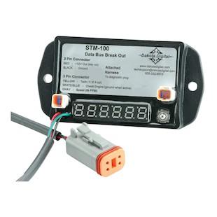 Dakota Digital Aftermarket Speedometer / Tachometer Interface For Harley J1850 Motorcycles