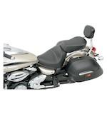 Saddlemen Renegade Deluxe Solo Seat Yamaha XVS950 V-Star 2009-2013