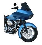 Klock Werks Pierce Tire Hugger Series Front Fender For Harley Softail 1986-2016
