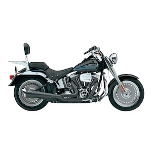 Cobra Tri-Pro 2-Into-1 Exhaust for Harley Softail 1986-2006