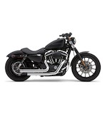 "Cobra Dragsters 2.5"" Exhaust For Harley Sportster 2004-2013"