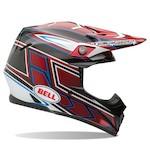 Bell Moto 9 Tagger Clash Helmet