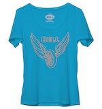 Bell Women's Wing & Wheel T-Shirt