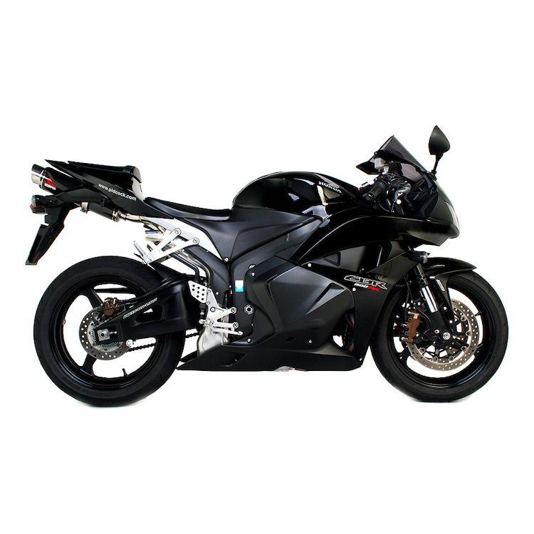 Scorpion Stealth Slip-On Exhaust Honda CBR600RR 2007-2012
