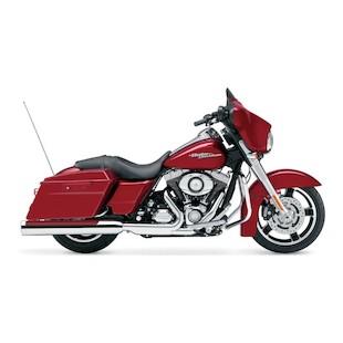 """Cobra 4"""" Slip-On Muffler For Harley"""