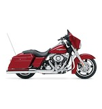 "Cobra 4"" Slip-On Mufflers For Harley"