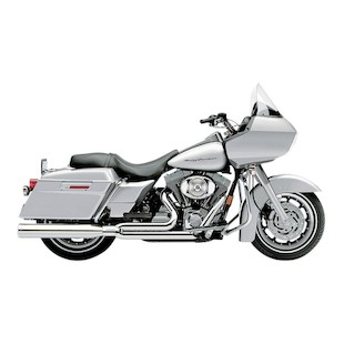 Cobra PowerPro HP 2-Into-1 Exhaust For Harley Touring 1995-2006