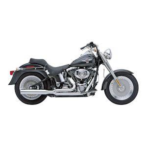 Cobra PowerPro HP 2-Into-1 Exhaust For Harley Softail 2012-2017