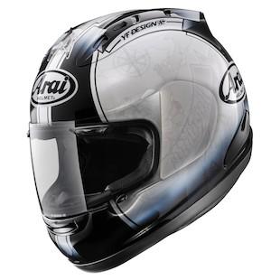 Arai Corsair V Harada Tour Helmet (Size LG Only)