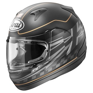 Arai Signet-Q UK Flag Helmet (Size LG Only)