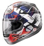 Arai RX-Q Flame Helmet