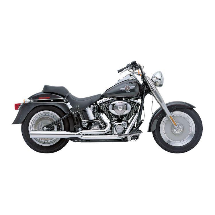 Cobra PowerPro HP 2-Into-1 Exhaust For Harley