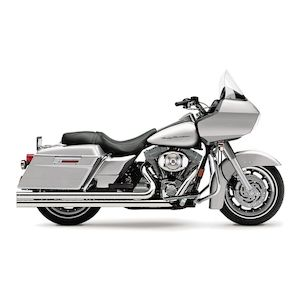Cobra Speedster Extra Long Exhaust For Harley Touring 1995-2006