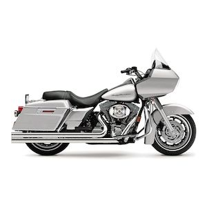 Cobra Speedster Extra Long Exhaust For Harley Touring 2007-2008
