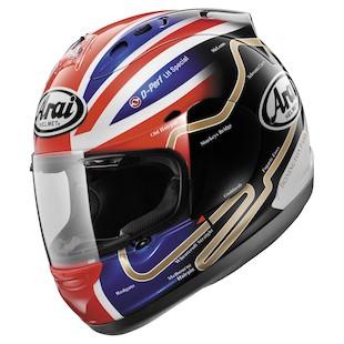 Arai Corsair V Haslam Track Helmet