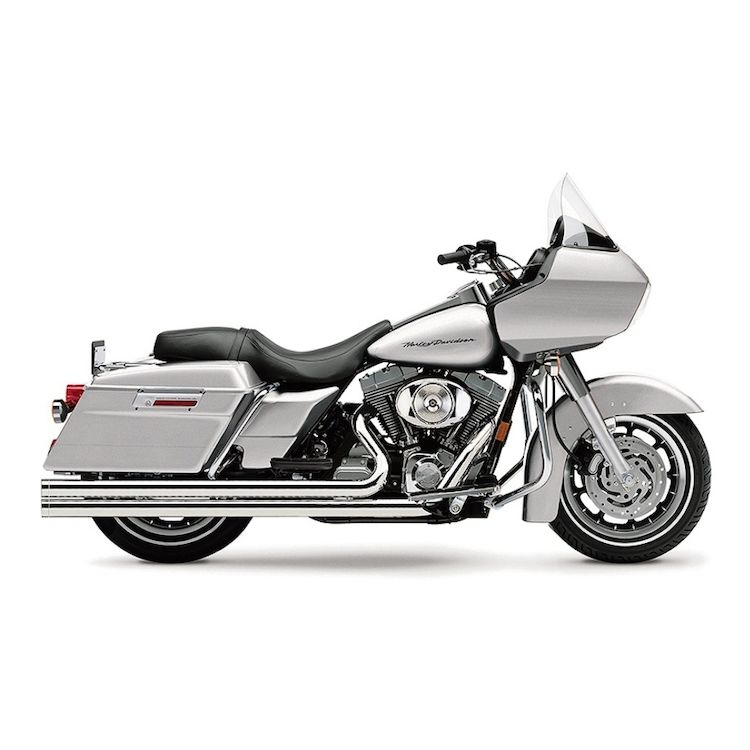 Cobra Speedster Extra Long Exhaust For Harley Touring