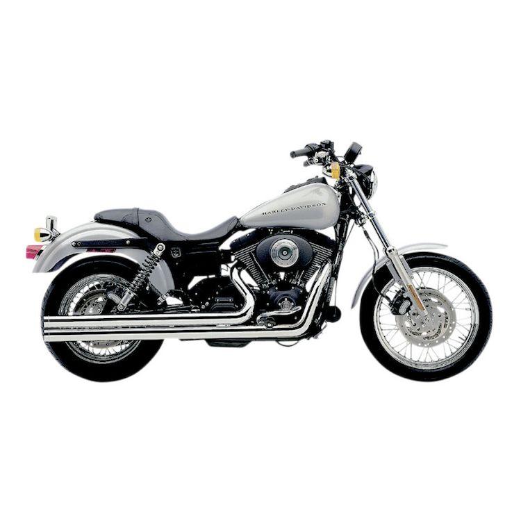 Cobra Speedster Long Exhaust For Harley Dyna 1991-2005
