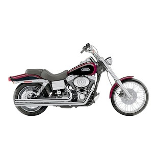 Cobra Speedster Long Exhaust For Harley Dyna 2006-2011