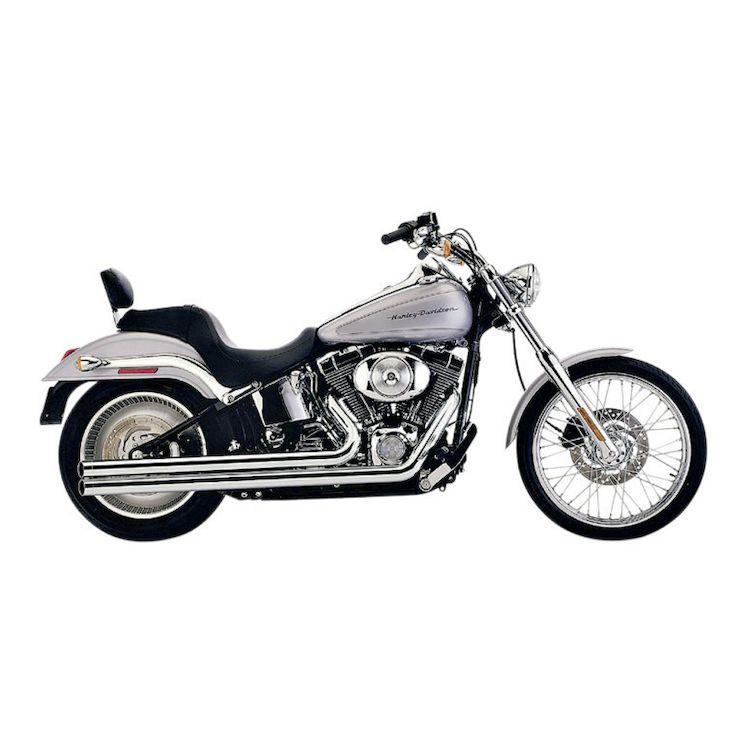 Cobra Speedster Long Exhaust For Harley Softail 2012-2017