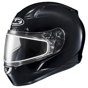 HJC CL-17 Snow Helmet - Dual Lens
