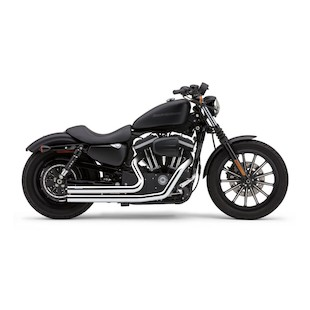 "Cobra Speedster Short 2.5"" Exhaust For Harley"