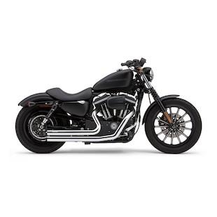 "Cobra Speedster Short 2.5"" Exhaust For Harley"