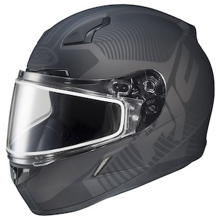 HJC CL-17 Mission Snow Helmet - Dual Lens (Size 2XL Only)