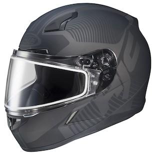 HJC CL-17 Mission Snow Helmet - Dual Lens (Size 2XL Only)