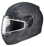 HJC CL-17 Mission Snow Helmet - Dual Lens