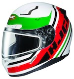 HJC CL-17 Victory Snow Helmet - Dual Lens
