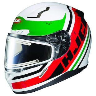 HJC CL-17 Victory Snow Helmet - Electric Shield